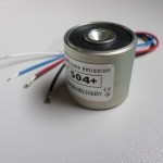 Electromagnet with 4 wires