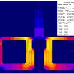 Design of electromagnet