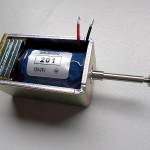 Conception et fabrication d'électroaimant