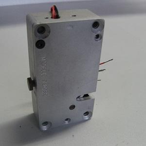Conception système de verrouillage électromécanique